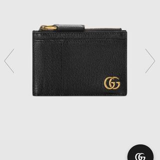 Gucci - 訳あり超格安 グッチ GGマーモント カードケース ミニ財布 49800円
