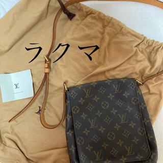 LOUIS VUITTON - 百貨店購入 ルイヴィトン モノグラム ショルダーバッグ