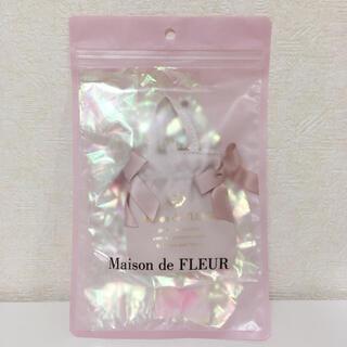 メゾンドフルール(Maison de FLEUR)のメゾンドフルール ミニダブルリボントート バッグチャーム(バッグチャーム)