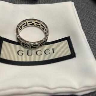 Gucci - GUCCI スクエアG リング