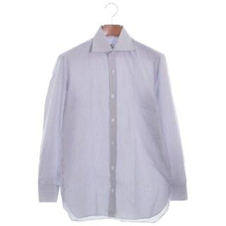 LUIGI BORRELLI - LUIGI BORRELLI ドレスシャツ メンズ