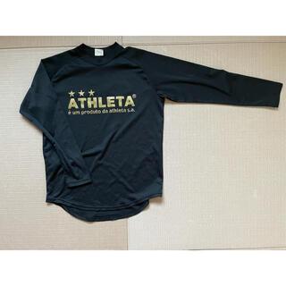 ATHLETA - アスレタ ロンT Mサイズ