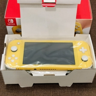 Nintendo Switch - Nintendo Switch Lite 任天堂スイッチライト イエロー