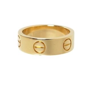 Cartier - カルティエ Cartier ラブリング リング・指輪 レディース【中古】
