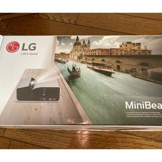 エルジーエレクトロニクス(LG Electronics)のLG プロジェクター PH450UG(プロジェクター)