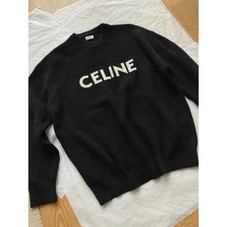 celine - celine ニット ユニセックス セッター