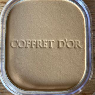 COFFRET D'OR - コフレドールヌーディカバーモイスチャーパクトベージュD