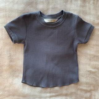 フタフタ(futafuta)の【futafuta】半袖Tシャツ 80サイズ (Tシャツ)