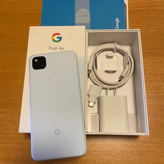 Google Pixel - pixel4a