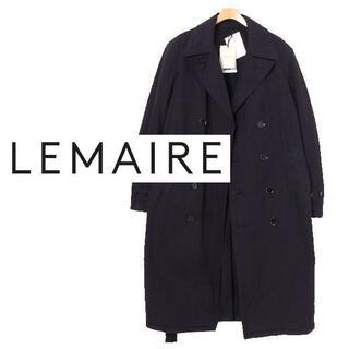 ルメール(LEMAIRE)のLEMAIRE ユニセックス オーバーサイズトレンチコート ルメール (トレンチコート)