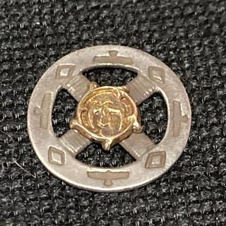 ゴローズ(goro's)の鷲見太郎 Taro Washimi K18 メタル ホイール シルバー925(ネックレス)