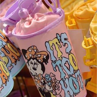 Disney - 【ディズニー】ペットボトルホルダー ミニー