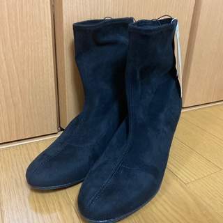 ユニクロ(UNIQLO)のユニクロ ストレッチショートブーツ(ブーツ)