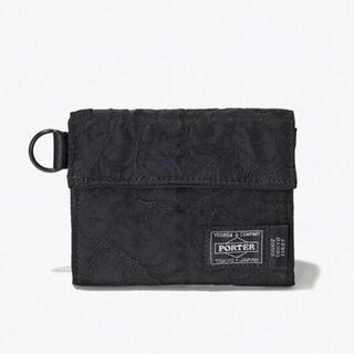 ポーター(PORTER)のKAWS TOKYO FIRST PORTER ポーター 財布 ウォレット(折り財布)