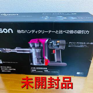 Dyson - 【未開封品】dyson DC34 ダイソン コードレス 掃除機 ピンク