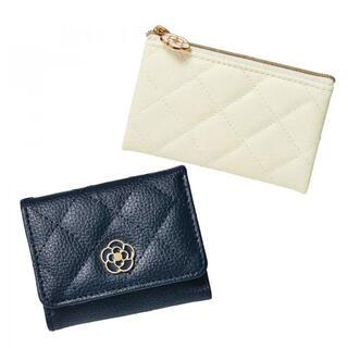 CLATHAS - 新品 CLATHAS クレイサス キルティングミニ財布&ポーチ