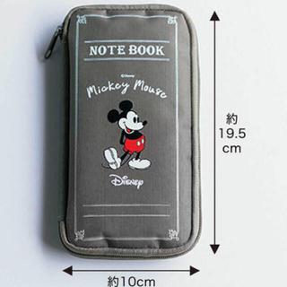 ミッキーマウス(ミッキーマウス)のSPRiNG スプリング付録 ミッキーマウス マルチポーチ(ポーチ)
