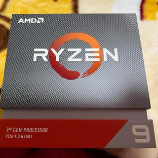 AMD Ryzen9 3900XT 12コア
