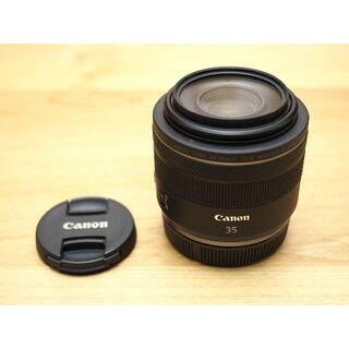 Canon - RF35mm F1.8 マクロ IS STM