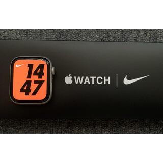 Apple Watch - Apple Watch SE NIKE+ 44mm