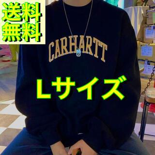 carhartt - 【新品未使用品★Lサイズ】カーハート★トレーナー★スウェット★ブラック