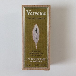 L'OCCITANE - 新品 ロクシタン ヴァーベナ オードトワレ 10ml