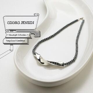ジョージジェンセン(Georg Jensen)の新品仕上げ ジョージ ジェンセン ムーンライトコレクション 925 ネックレス(ネックレス)