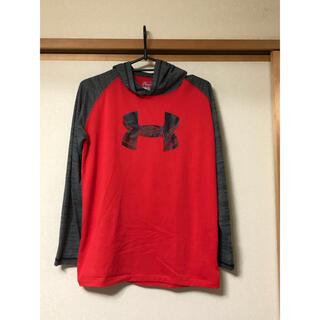 アンダーアーマー(UNDER ARMOUR)の【記名なし】アンダーアーマー ロングTシャツ YXL (155〜165)(Tシャツ/カットソー)