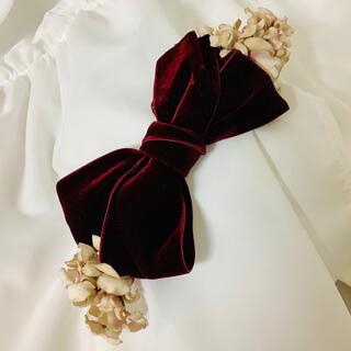 ヴィクトリアンメイデン(Victorian maiden)のBelle des Poupee  コーム(カチューシャ)