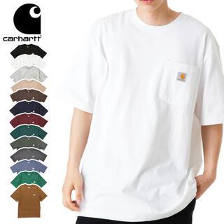 carhartt - Carhartt  カーハート / ビッグサイズワンポイントロゴ 半袖Tシャツ