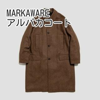 MARKAWEAR - MARKAWARE アルパカ コート RAGLAN MAC COAT marka