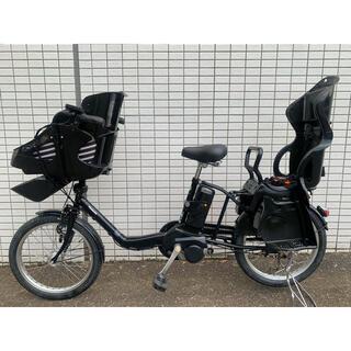 Panasonic - Panasonic ギュットミニ 前後タイヤ新品 新基準 電動アシスト自転車