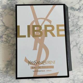 Yves Saint Laurent Beaute - 【 YSL 】イヴ・サンローラン リブレ オーデトワレ サンプル
