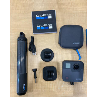 GoPro - GoPro 360度カメラ Fusion