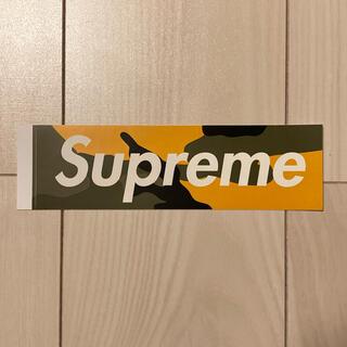 Supreme - supreme brooklyn box logo ステッカー