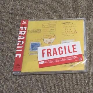 2443 CD+DVD FRAGILE 初回盤 LAMP IN TERREN(ポップス/ロック(邦楽))