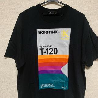 カラー(kolor)のkolor カラー 20SS グラフィックTシャツ(Tシャツ/カットソー(半袖/袖なし))