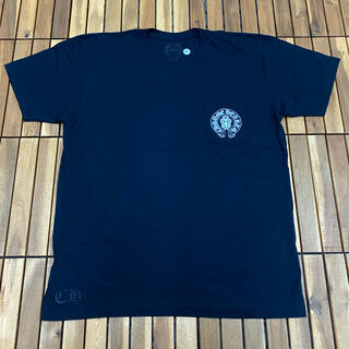Chrome Hearts - chrome hearts 星条旗 バックプリントTシャツ