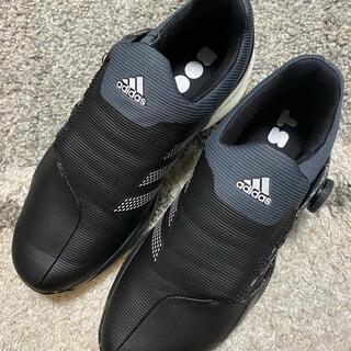 adidas - 最終値下げ!adidas スパイクレスゴルフシューズ27センチ