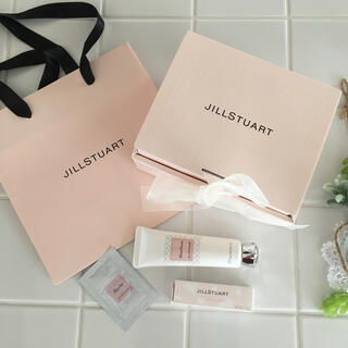 JILLSTUART - 【ジルスチュアート】オイルバームスティック ハンドクリーム ヘアオイル