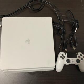 PlayStation4 - SONY PlayStation4 PS4 本体 ホワイト CUH-2200A