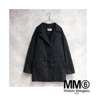 MM6 - 超特価★ MM6 Maison Margiela ボア 変形 コート チェスター
