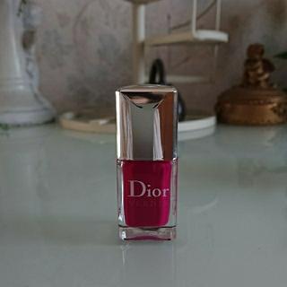 ディオール(Dior)のディオール   ネイルエナメル  ヴェルニ (マニキュア)