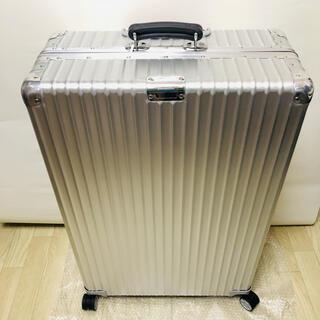 リモワ(RIMOWA)の☆新品未使用☆ RIMOWA クラシックフライト スーツケース リモワ(トラベルバッグ/スーツケース)