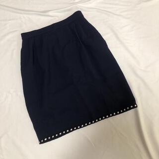 FOXEY - フォクシーブティック 濃紺 タイトスカート 40(S相当)