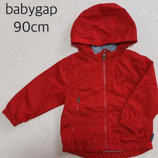 ベビーギャップ(babyGAP)のgap アウター 90cm(ジャケット/上着)