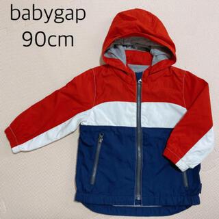 ベビーギャップ(babyGAP)のbabygap 男の子 アウター 90cm(ジャケット/上着)