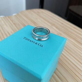 Tiffany & Co. - Tiffany ティファニー シルバー925 ナローリング 11号