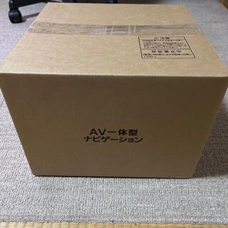 パナソニック(Panasonic)の新品未使用スズキ純正 8インチナビ CN-RZ866ZA 99000-79CG0(カーナビ/カーテレビ)