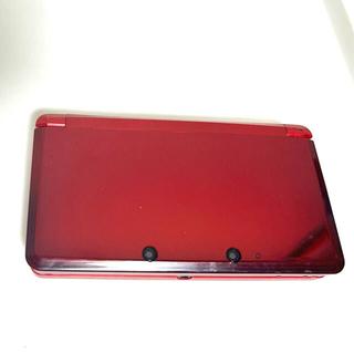 ニンテンドー3DS - 3DS  本体  レッド